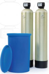 Умягчитель, очистка воды от жесткости, softener, фильтры для воды